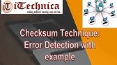 Checksum - YouTube