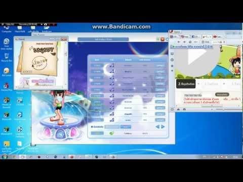 Talesrunner TH HackID 500,000 TR(Easy) HD !!