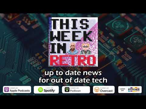 Outrun Sit-down Arcade 1Up | Driver 2 for PC | 8-bit Unity| Inverted? |This Week in Retro Podcast 17 from This Week in Retro