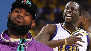 Lebron James SPEAKS OUT After Tristan Thompson ALLEGEDLY SUCKER PUNCHED Draymond Green