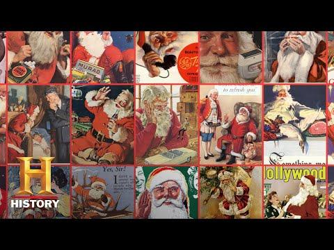 Biography: Santa Claus | History
