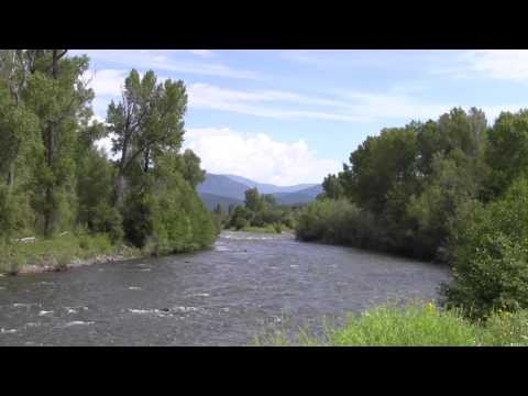 Mountain Stream Full HD 1080p, White Noise, Mediate, Relax, Sleep, (2 Hours)
