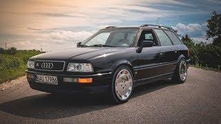 BLACK CHROME - Audi 80 2,6 v6 by JVKUB   jvkubPictures
