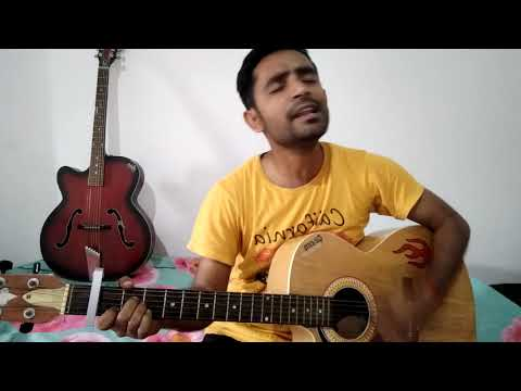 tumi-robe-nirobe-by(rabindra-sangeet)-guitar-cover-song.