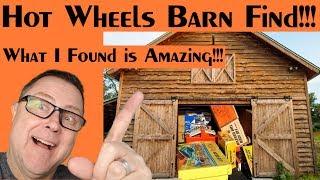 Hot Wheels Amazing Barn Find – Video #359 – February 5th, 2019