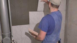 Укладка плитки в ванной за 3 часа!!!(, 2014-12-23T21:32:36.000Z)