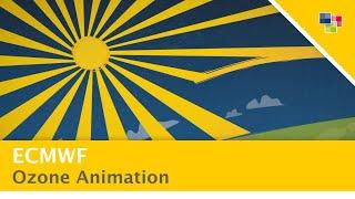 ECMWF - Ozone animation