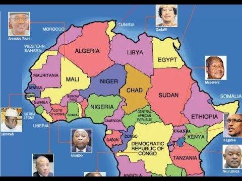 AFRIKA Bara Lililobarikiwa RASILIMALI / Likalaaniwa VIONGOZI!
