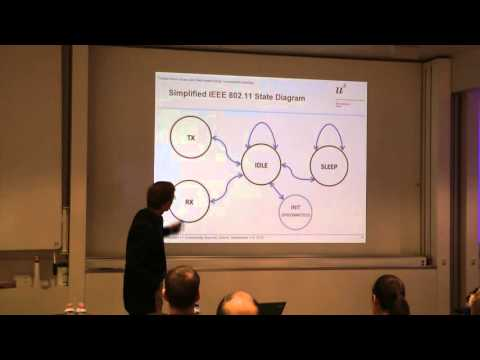 OMNeT++ Summit 2015 - Energy Consumption Modeling Panel