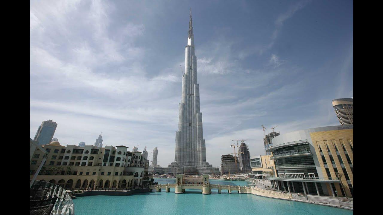 Burj Khalifa Hd Photos: Burj Khalifa (برج خليفة) And Downtown Dubai, HD