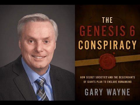 "Gary Wayne ""Nephilim, New Age & Antichrist"""