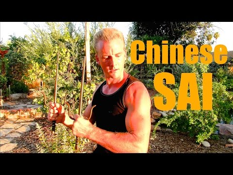 Kung Fu Farming Weapons - The SAI