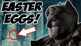 Batman v Superman EASTER EGGS & REFERENCES You May Have Missed!