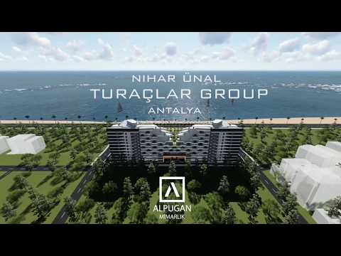 SUNIS Residence / Turaçlar Group / ALPUGAN Mimarlık