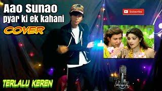 Pyar Ki Ek Kahani Sonu Nigam Cover Vocal Ridho Official Gak Mau Bilang Keren