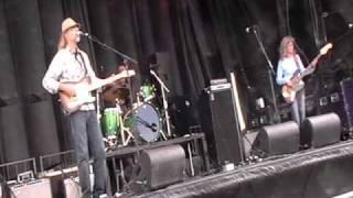 Kyler Schogen Band @ Beaumont Blues Festival - 2010.wmv