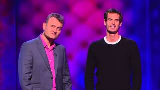 Andy Murray -- what he really thinks | Sport Relief 2014