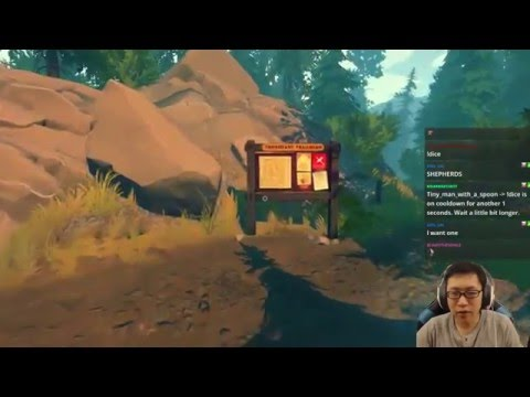 Firewatch Blind Playthrough! (Twitch)