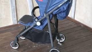 видео Купить Espiro Nano (прогулочная) - цены на коляску, отзывы, обзор на Espiro Nano (прогулочная) - Коляски прогулочные