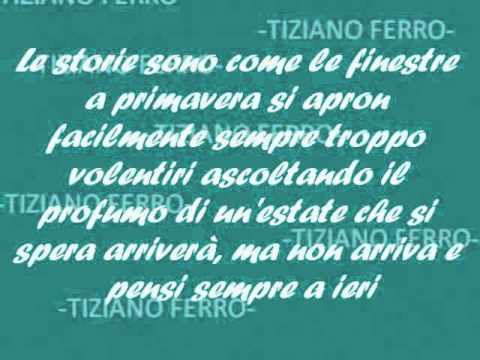 Le frasi più belle di Tiziano Ferro