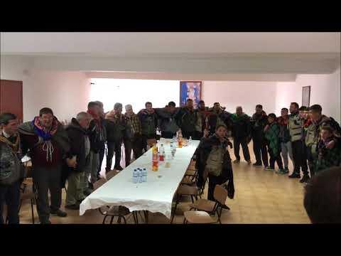 Romeiros da Matriz da Ribeira Grande - Calhetas - 06.Abril.2019