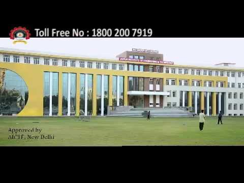 Jaipur Engineering College Theme video
