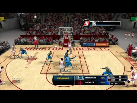 "NBA 2k14 :: NBA 2k14 Online Ranked  :: ""EASY VC GLITCH"" :: Rockets Vs. Mavericks :: NBA2k14"