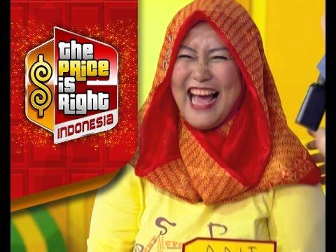 Luar Biasa! Ani berhasil bawa hadiah utama - The Price Is Right Indonesia
