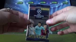 Moja propozycja saszetki Champions League 13/14 Uptade