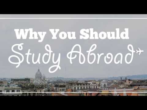 WHY STUDY ABROAD?   INDIA to USA