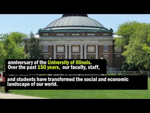 University Profile - University of Illinois at Urbana Champaign