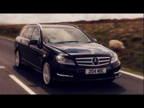 Mercedes-Benz 2012 C-Class Estate Promo HD Trailer