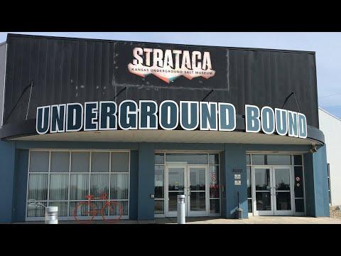 Visited; Strataca Salt Mine, Where Ron Makes His;