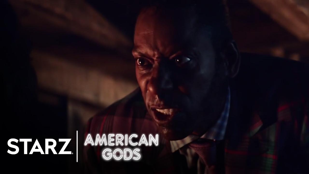 American Gods | Mr  Nancy | STARZ