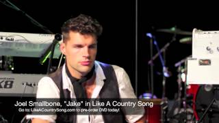 Joel Smallbone on his relationship with Billy Ray Cyrus and how his struggles impacted the film