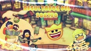 ★Resultados Del Sorteo ~JesusCp★