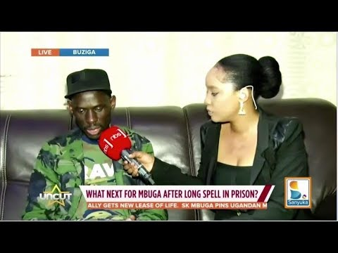 SK Mbuga shares Prison Experience| Uncut
