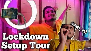 LOCKDOWN SET UP TOUR // #JUGADU // Saste Nashe