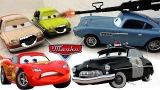 Тачки - Тачки Молния Маквин Развивающие мультики про МАШИНКИ для детей малышей Disney Cars McQueen