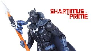 Marvel Legends Black Panther 2017 Walmart Exclusive Comic Action Figure Toy Review