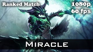 Miracle Outworld Devourer Ranked Match Dota 2