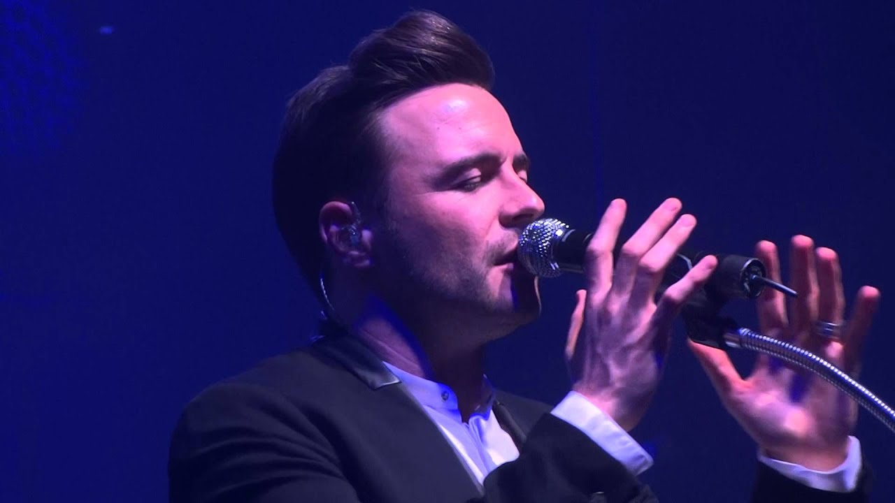 Shane Filan - All You Need To Know - Eventim Apollo