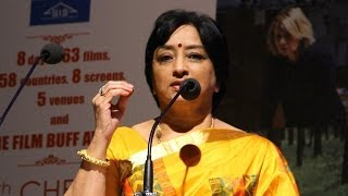 """I love you,"" says veteran actress Lakshmi to Kamal Haasan!"