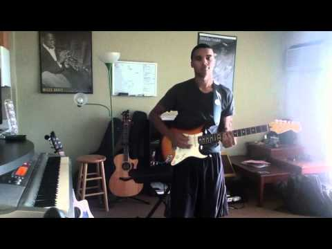 Kanye West  Power sick guitar jam