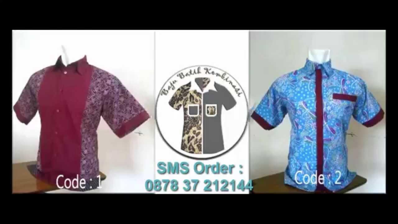 Eksklusif Jual Baju Batik Pria Kombinasi Aabatik 087837212144
