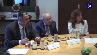 جلالة الملك يلتقي رئيس وأعضاء مجلس مفوضي الهيئة المستقلة للانتخاب - (2-8-2017)