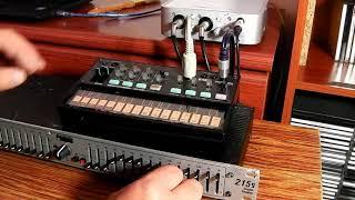 dbx 215s Korg Volca FM iCON Cube 4 Nano Windows 10 Roland PC200mk2 Superteclados.com