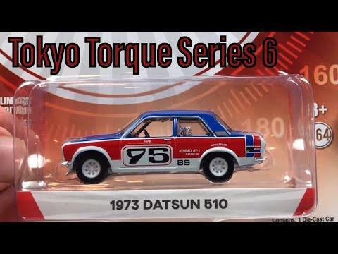 double-case-unboxing---tokyo-torque-series-6---greenlight