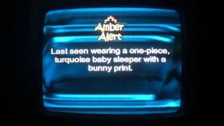 Amber Alert in Northern Ontario