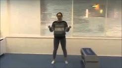 Istumisen haitat ja taukojumppa ohjeet